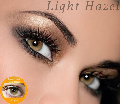 light hazel
